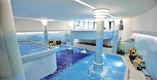 fitness spa pools