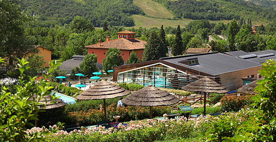 spa bologna rural accomodation waterpark